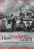How Students Learn : Reforming Schools Through Learner-Centered Education, , 1557984646