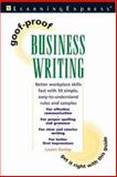 Goof-Proof Business Writing, Lauren B. Starkey and LearningExpress Staff, 1576854647