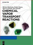 Chemical Transport Reactions, Binnewies, Michael and Glaum, Robert, 3110254646