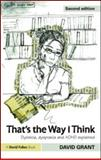 That's the Way I Think : Dyslexia, Dyspraxia and ADHD Explained, Grant, David, 0415564646