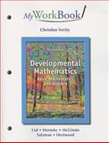 Myworkbook for Developmental Mathematics 3rd Edition