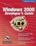 Windows 2000 Developer's Guide, Rajagopol, Raj and Monica, Subodh, 0072124652