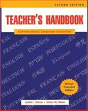 Teacher's Handbook : Contextualized Language Instruction, Shrum, Judith L. and Glisan, Eileen W., 0838414656
