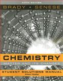 Chemistry : The Study of Matter and Its Changes, Brady, James E. and Senese, Fred, 0470184655