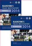 Blackstone's Police Investigators' Manual and Workbook 2014, Connor, Paul and Hutton, Glenn, 0199684650
