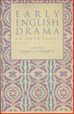 Early English Drama 0th Edition