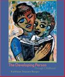 The Developing Person Through Childhood, Berger, Kathleen Stassen, 0716754657