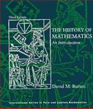 The History of Mathematics : An Introduction, Burton, David M., 0070094659