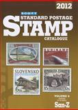 Scott Standard Postage Stamp Catalogue 2012, Charles Snee, 0894874659