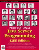 Java Server Programming, Diamond, Jason and Li, Sing, 1861004656