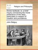 Divine Rectitude, John Balguy, 1170494668