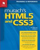Murach's HTML5 and CSS3, Ruvalcaba, Zak and Boehm, Anne, 1890774669