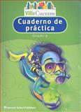 Villa Cuentos - Cuaderno de Practica, Grado 6, HARCOURT SCHOOL PUBLISHERS, 0153684666