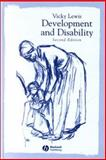 Development and Disability, Lewis, Vicky, 0631234667