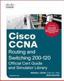 Cisco CCNA Routing and Switching 200-120 Official Cert Guide and Simulator Library, Odom, Wendell and Wilkins, Sean, 1587204665