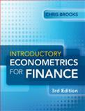 Introductory Econometrics for Finance, Brooks, Chris, 1107034663