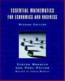 Essential Mathematics for Economics and Business, , 0470844663