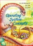 Operating System Concepts, Silberschatz, Abraham and Galvin, Peter Baer, 0471694665