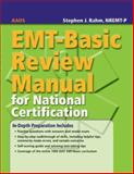 EMT-Basic Review Manual for National Certification, Rahm, Stephen J., 0763744662