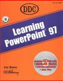 Quick Reference Guide for Powerpoint 97, DDC Publishing Staff, 1562434667