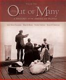 Out of Many : A History of the American People, Faragher, John M. and Czitrom, Daniel, 0131944665