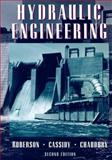Hydraulic Engineering, Roberson, John A. and Cassidy, John J., 0471124664