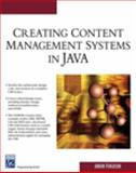 Creating Content Management Systems in Java, Ferguson, Arron, 1584504668