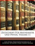 Zeitschrift Für Mathematik Und Physik, Volumes 1-50, Carl Runge and Oskar Xaver Schlömilch, 1143494660