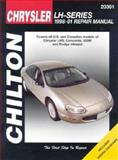 Chrysler LH-Series, 1998-2001, Eric Godfrey and Chilton Automotive Editorial Staff, 1563924668
