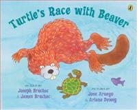 Turtle's Race with Beaver, Joseph Bruchac and James Bruchac, 0142404667