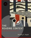The Reading Context : Developing College Reading Skills, Seyler, Dorothy U., 0321104676