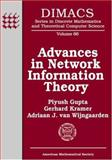 Advances in Network Information Theory, Adriaan J. Van Wijngaarden, 0821834673