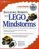 Building Robots with LEGO Mindstorms : The Ultimate Tool for Mindstorms Maniacs, Ferrari, Mario and Ferrari, Giulio, 1928994679