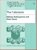 The F Elements, Kaltsoyannis, Nikolas and Scott, Peter, 0198504675