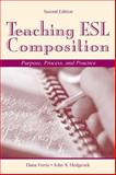 Teaching ESL Composition : Purpose, Process, and Practice, Ferris, Dana and Hedgcock, John, 0805844678