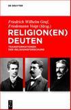 Religion(en) deuten : Transformationen der Religionsforschung, , 3110204673
