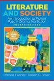 Literature and Society : 2009 MLA Update, Annas, Pamela J. and Rosen, Robert C., 0205184677