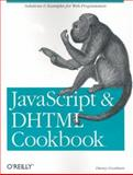 JavaScript and DHTML CookbookTM, Goodman, Danny, 0596004672