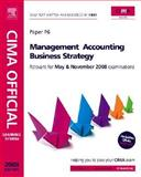 CIMA Official Learning System Management Accounting Business Strategy, Botten, Neil, 0750684674