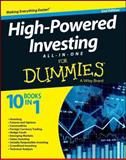 High-Powered Investing All-In-One for Dummies, Consumer Dummies, 1118724674