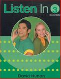 Listen in 3, Nunan, David, 0838404677