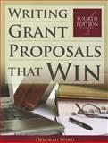 Writing Grant Proposals That Win, Deborah Ward, 1449604676