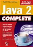 Java 2 Complete, Sybex Inc. Staff, 0782124682