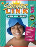 Math Plus Reading Workbook, Carson-Dellosa Publishing Staff, 1483804682