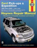 Ford Pick-Ups and Expedition, 1997-2002, Jay Storer and John Harold Haynes, 1563924684