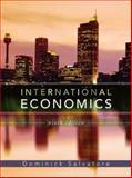 International Economics, Salvatore, Dominick, 0471794686