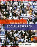 The Basics of Social Research, Babbie, Earl R., 0495094684