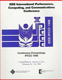 1998 IEEE International Performance, Computing and Communications Conference, IEEE, Communications Society and Computer Society Staff, 0780344685