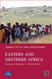 Eastern and Southern Africa : Development Challenges in a Volatile Region, Bowyer-Bower, Tanya, 0130264687
