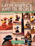 Latin America and Its People, Henslin, James M. and Reynolds, Larry T., 0205054684